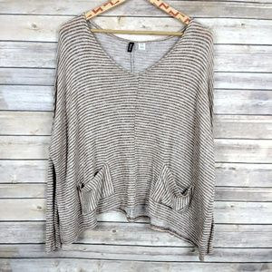 Urban Outfitters BDG Stripe Oversize Sweater